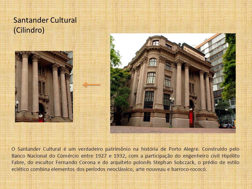 Santander Cultural (Cilindro)