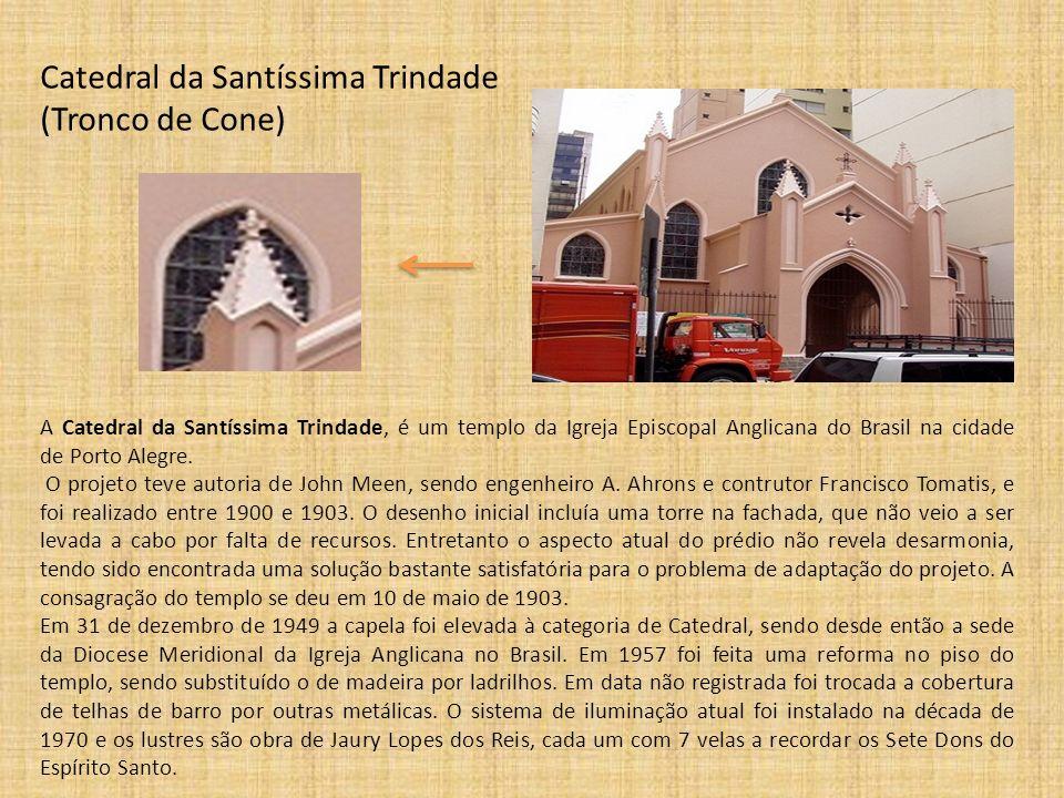 Catedral da Santíssima Trindade (Tronco de Cone)