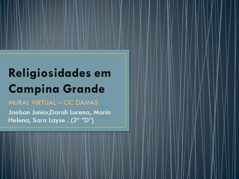 Religiosidades em Campina Grande