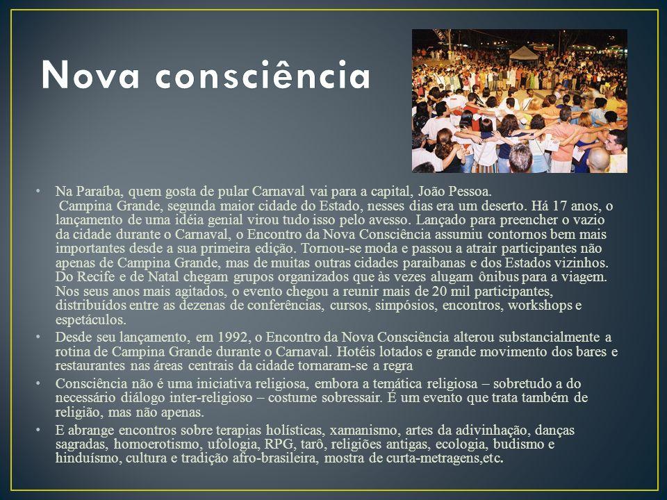 Nova consciência