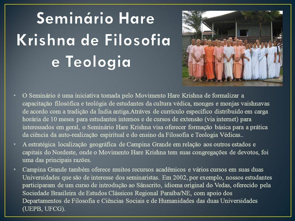 Seminário Hare Krishna de Filosofia e Teologia