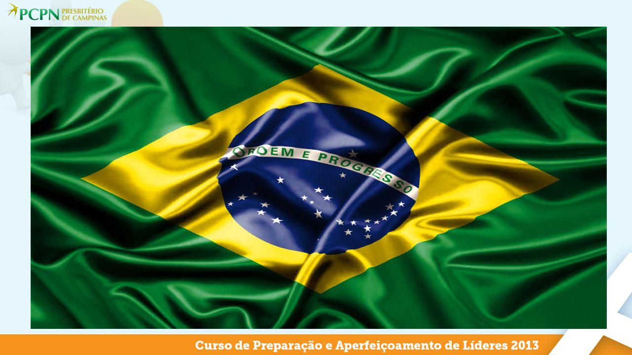 BRASIL Um país com dimensões continentais, com uma população de 200 milhões, a muito tempo o país de grande potencial, econômico.