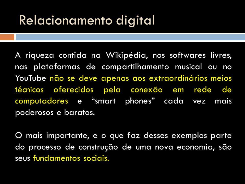 Relacionamento digital