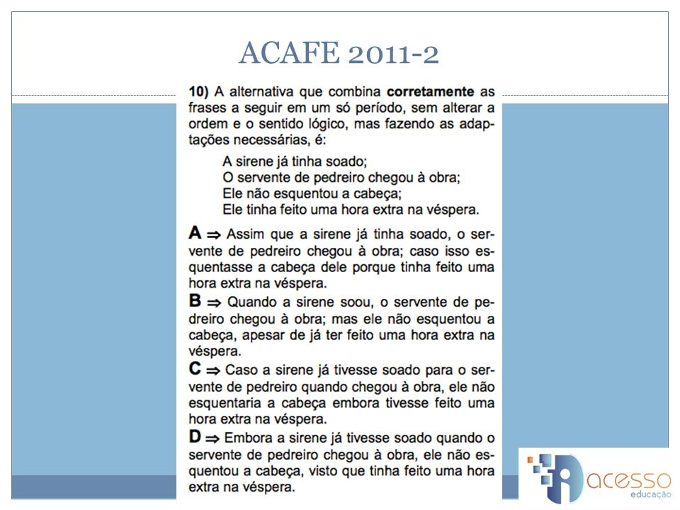 ACAFE 2011-2 D