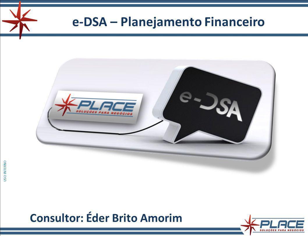 e-DSA – Planejamento Financeiro