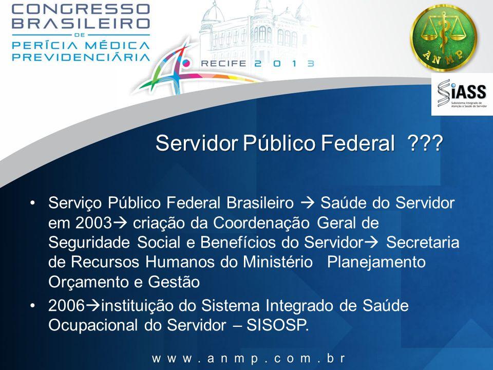 Servidor Público Federal