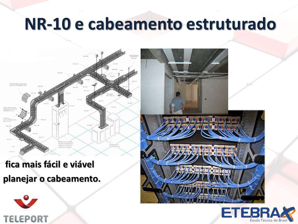 NR-10 e cabeamento estruturado