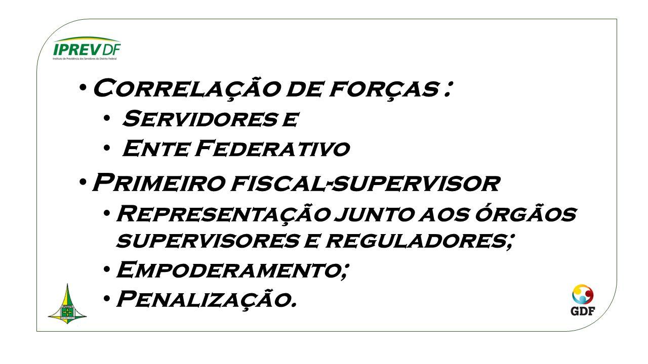 Primeiro fiscal-supervisor