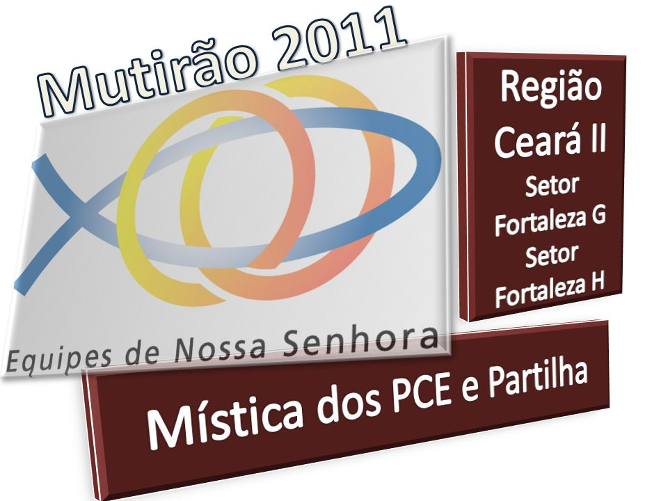 Mística dos PCE e Partilha