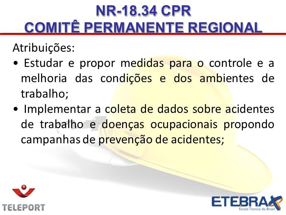 COMITÊ PERMANENTE REGIONAL