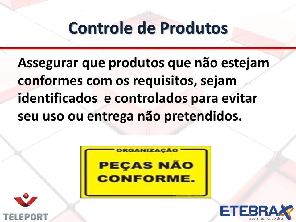Controle de Produtos