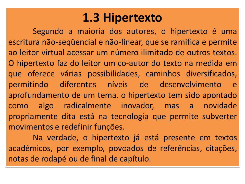 1.3 Hipertexto