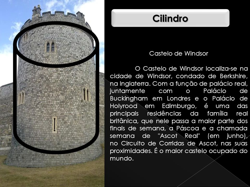 Cilindro Castelo de Windsor