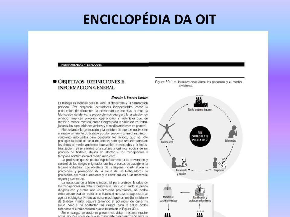 ENCICLOPÉDIA DA OIT