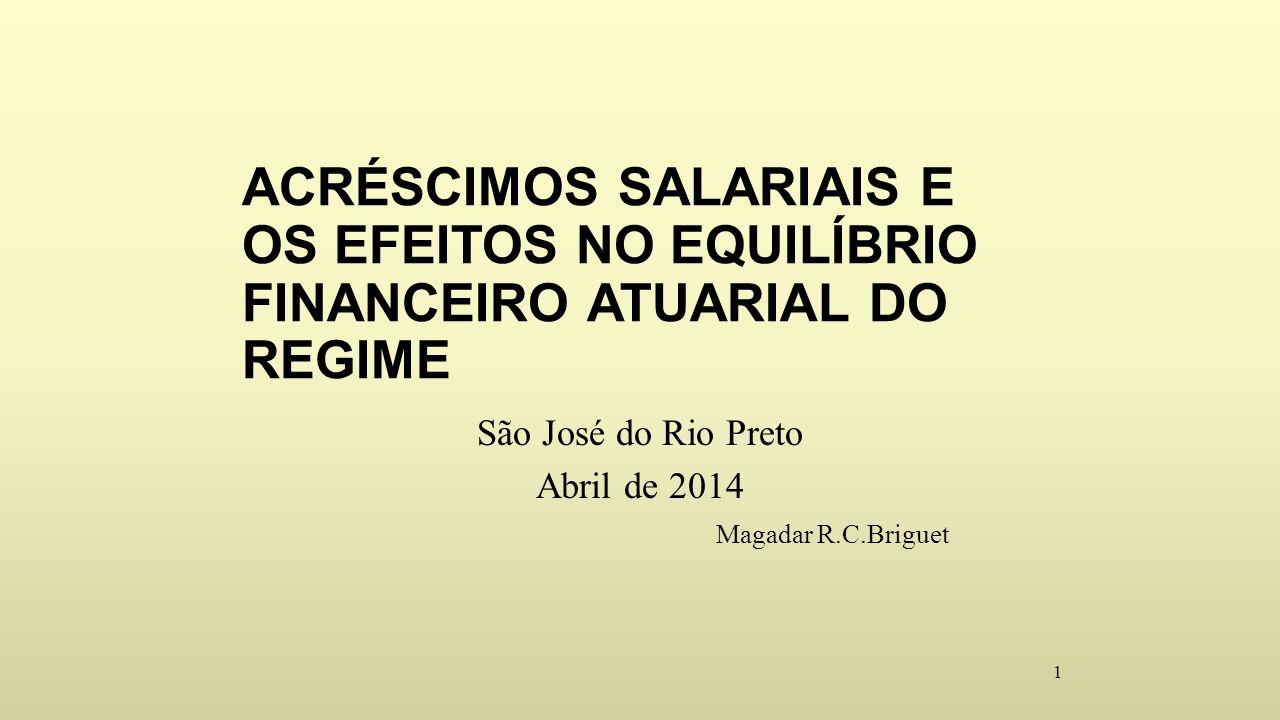 São José do Rio Preto Abril de 2014 Magadar R.C.Briguet