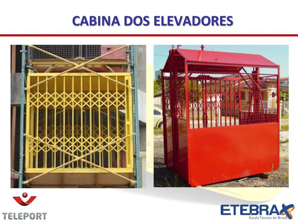 CABINA DOS ELEVADORES 16 16