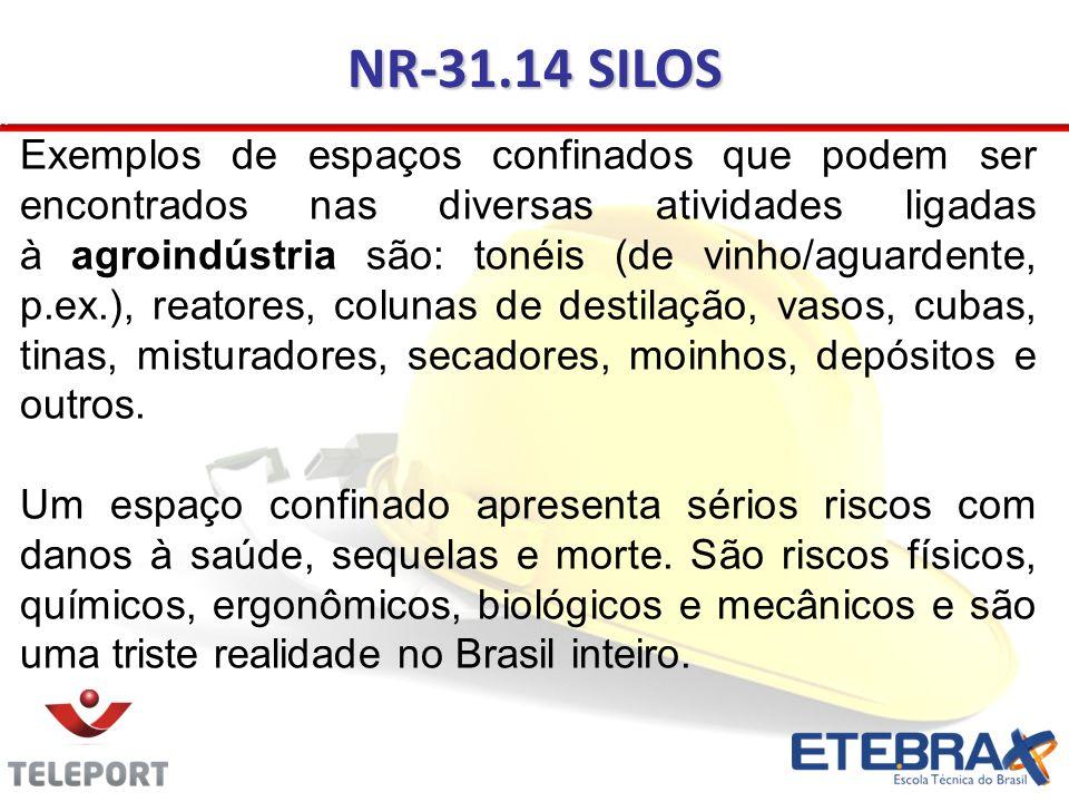 NR-31.14 SILOS