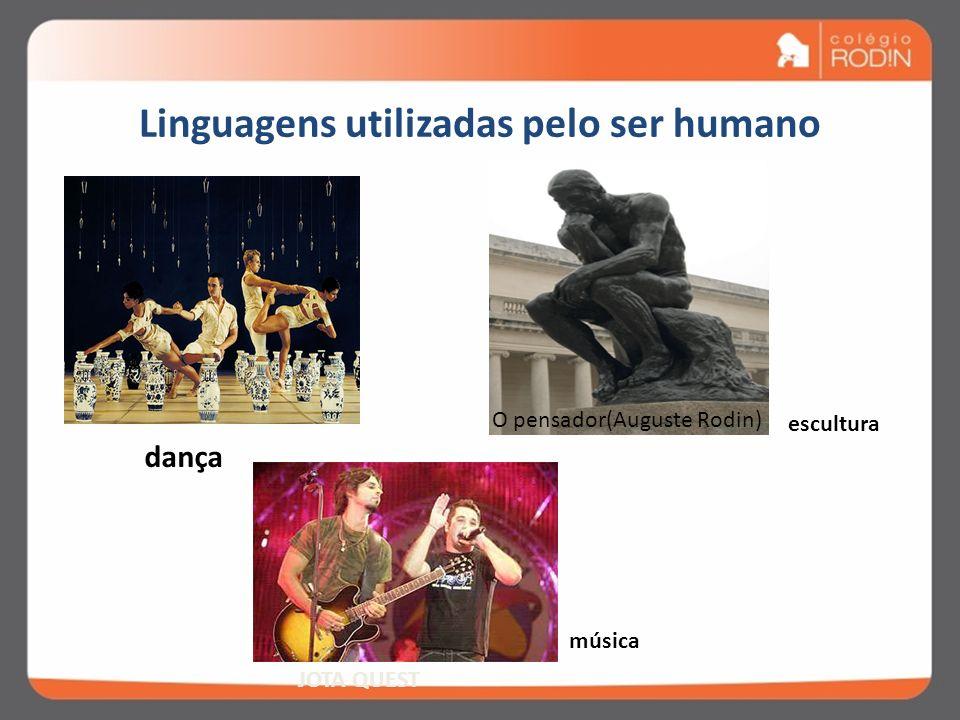 Linguagens utilizadas pelo ser humano