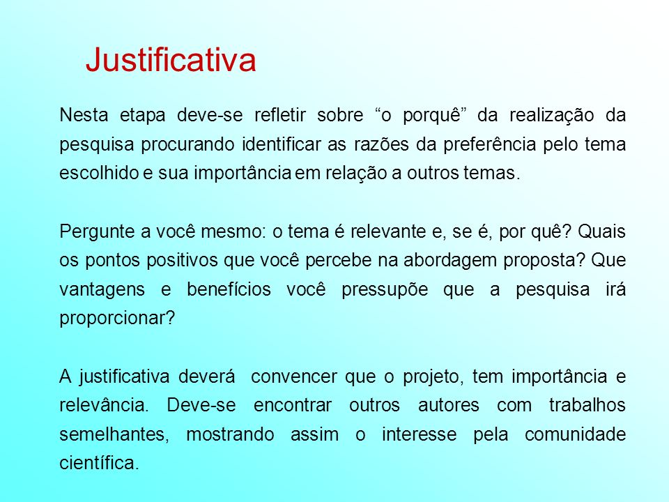 Well-known Tema, Problema, Justificativa. Objetivos e Hipóteses - ppt video  PJ73