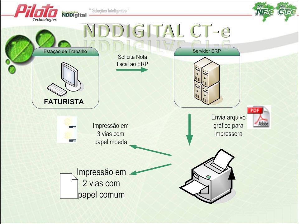 NDDIGITAL CT-e