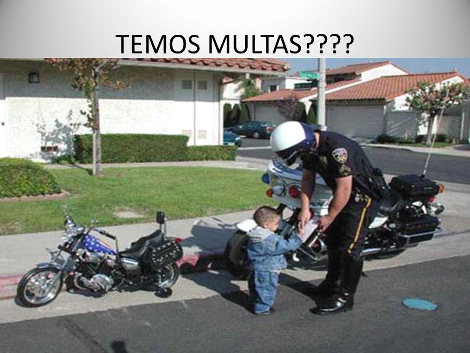 TEMOS MULTAS