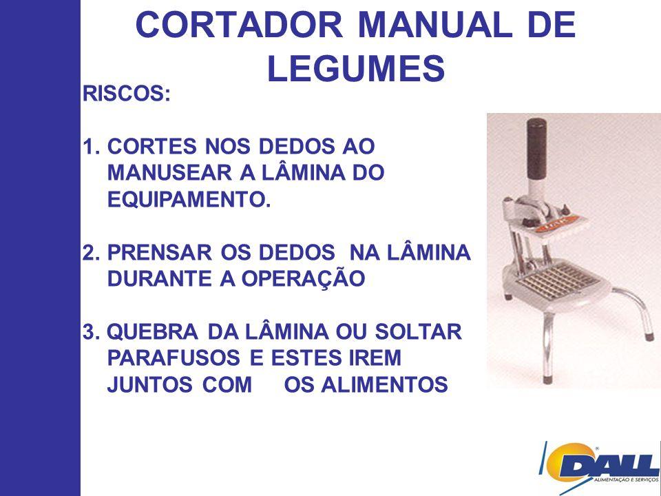 CORTADOR MANUAL DE LEGUMES