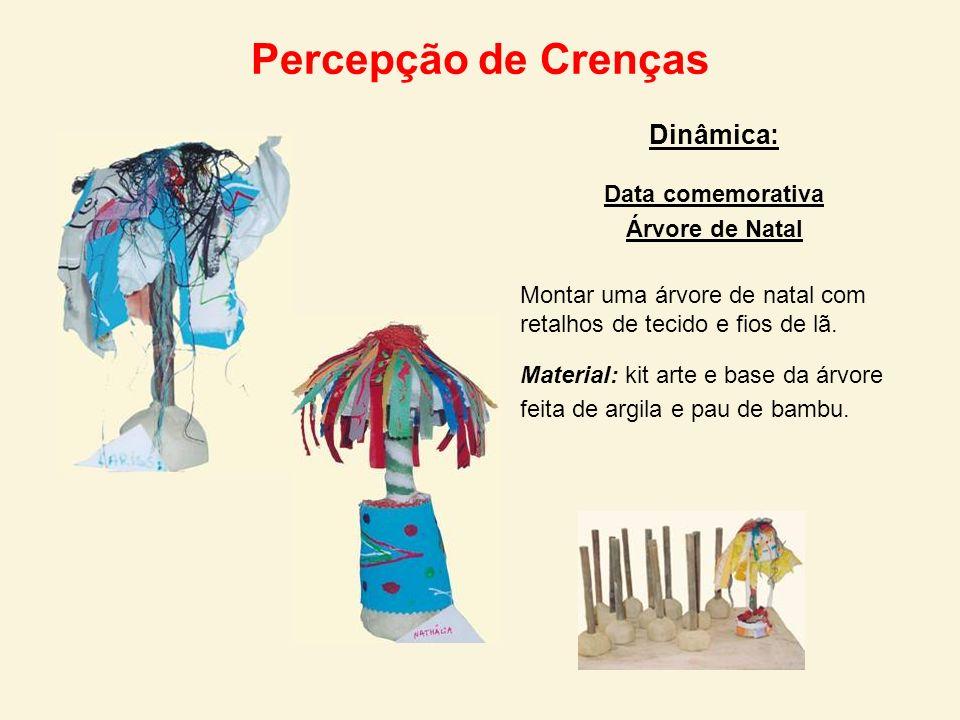 Percepção de Crenças Dinâmica: Data comemorativa Árvore de Natal