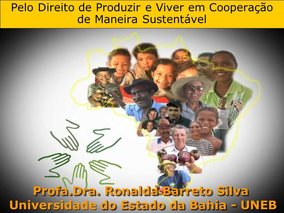 Profa.Dra. Ronalda Barreto Silva