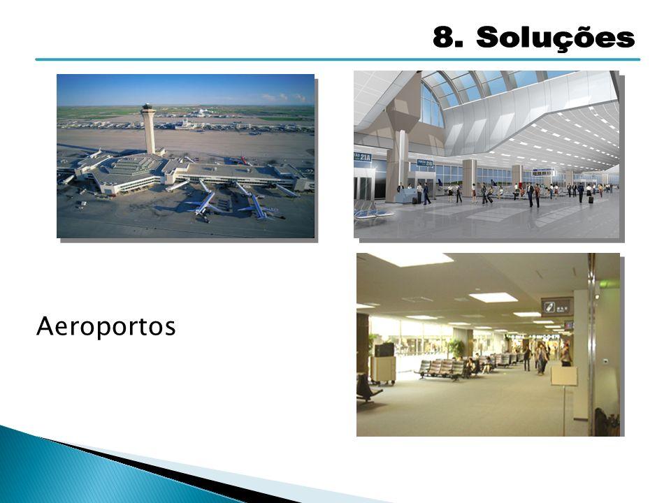 8. Soluções Aeroportos
