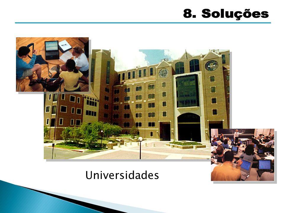 8. Soluções Universidades