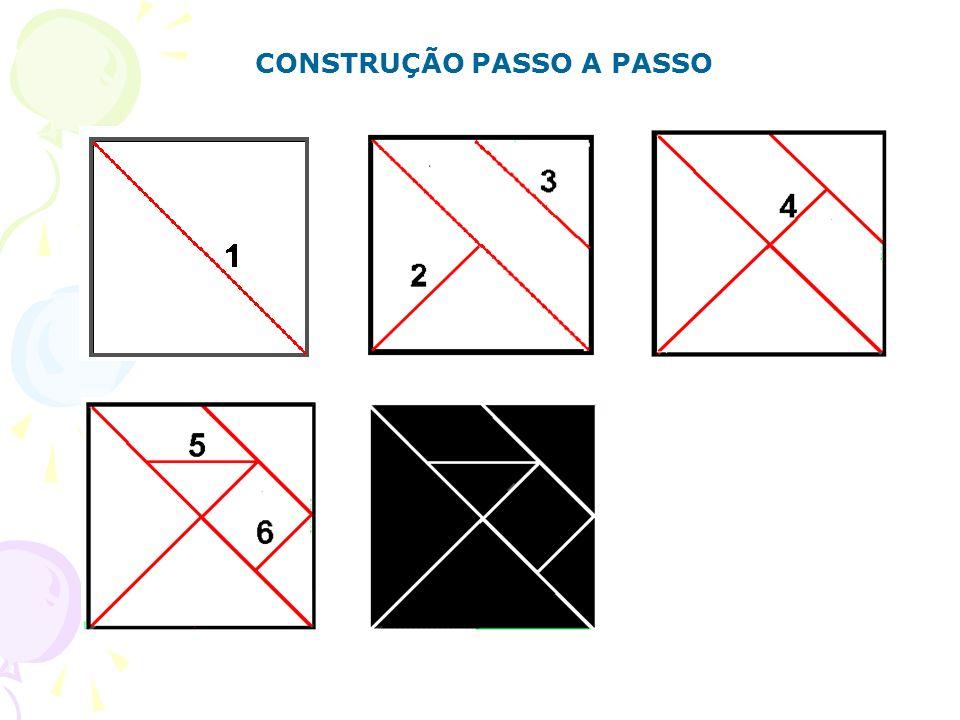 CONSTRUÇÃO PASSO A PASSO