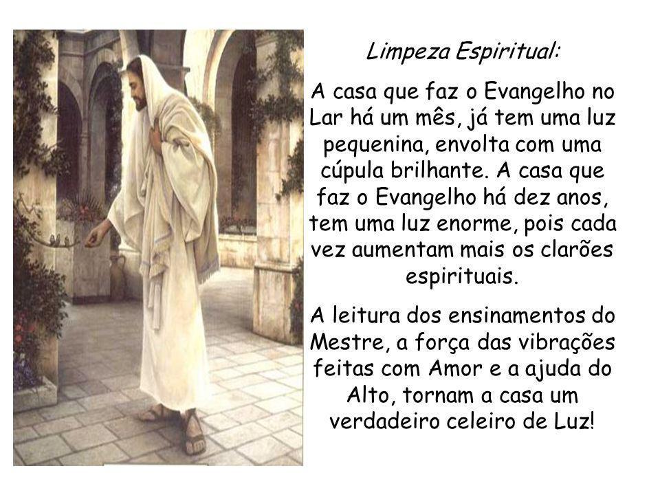 Limpeza Espiritual: