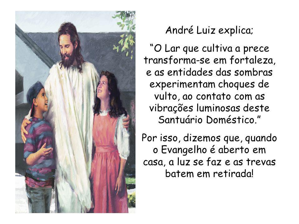 André Luiz explica;