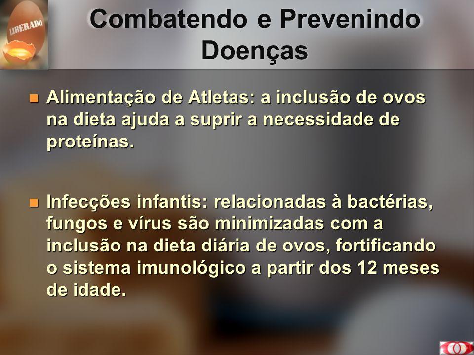 Combatendo e Prevenindo Doenças