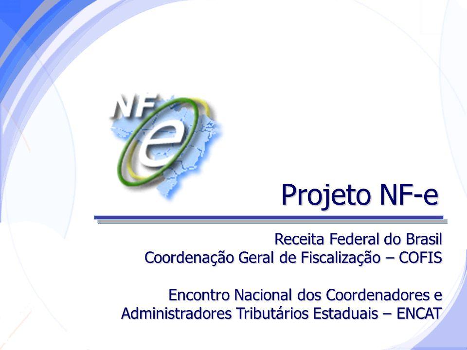 Projeto NF-e Receita Federal do Brasil