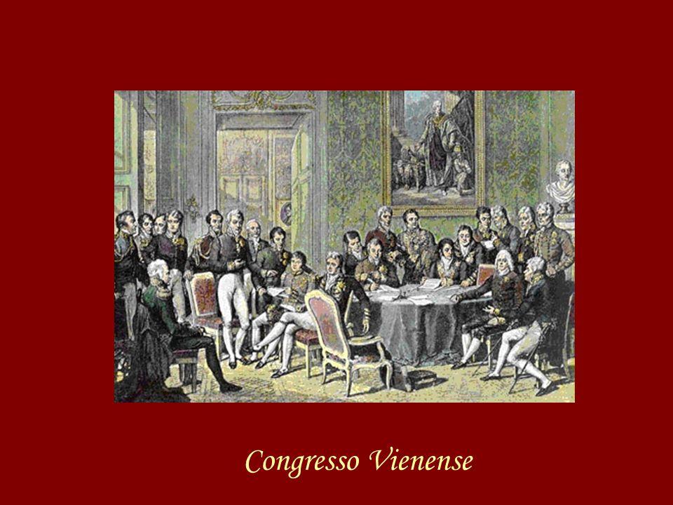 Wiener Kongress Congresso Vienense