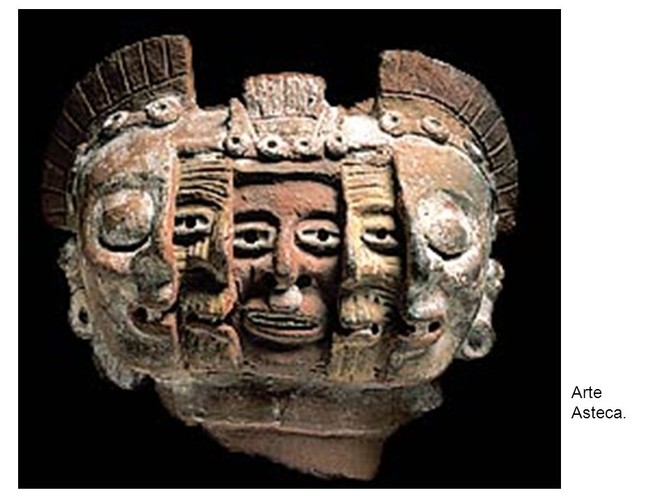 Arte Asteca.