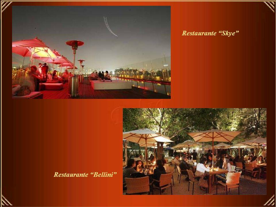 Restaurante Skye Restaurante Bellini
