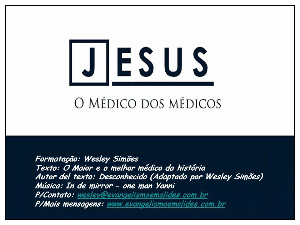 Formatação: Wesley Simões