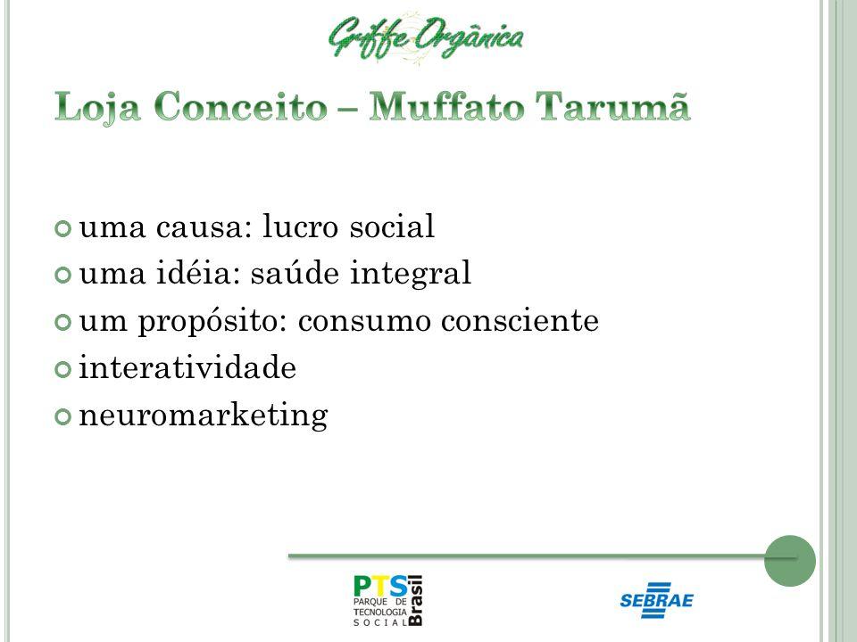 Loja Conceito – Muffato Tarumã