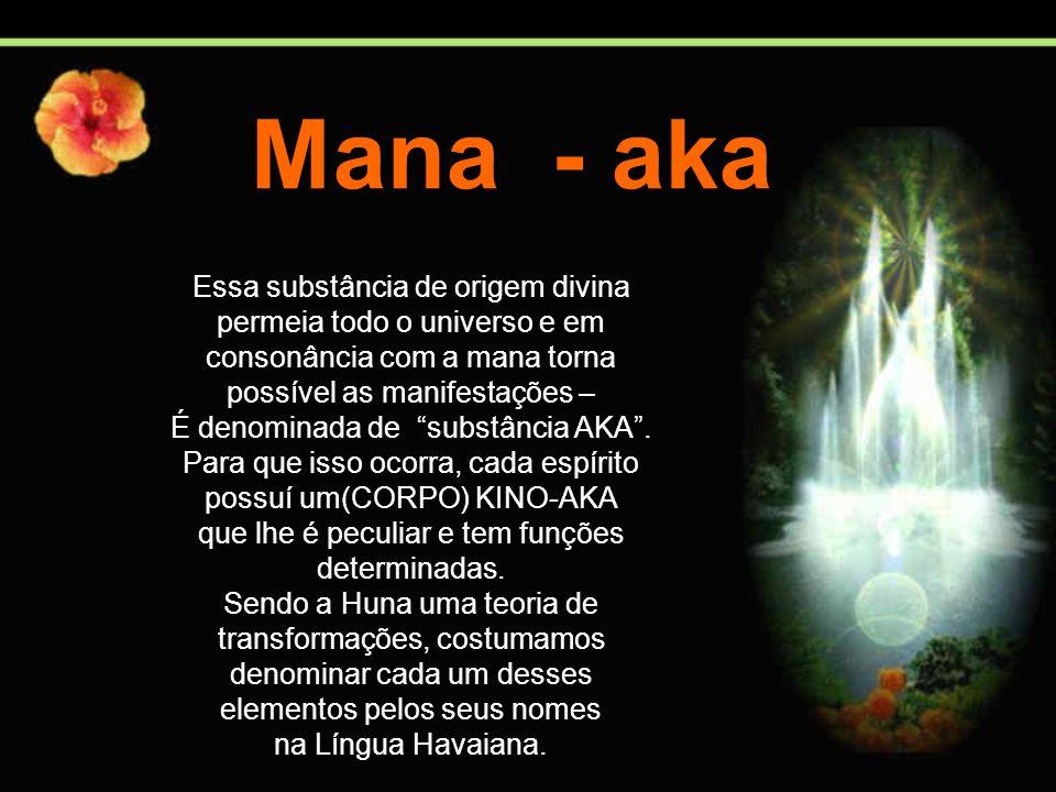 Mana - aka Essa substância de origem divina
