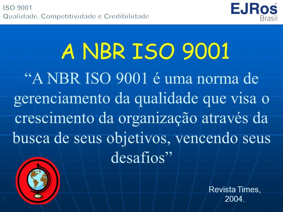 A NBR ISO 9001