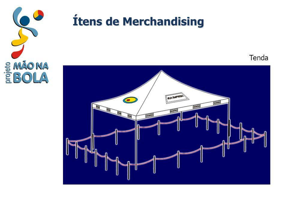 Ítens de Merchandising