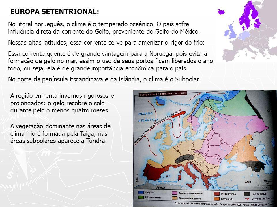 EUROPA SETENTRIONAL: