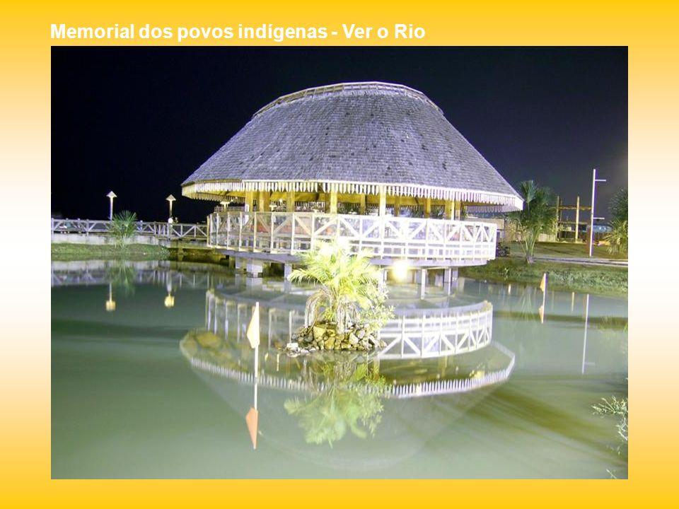 Memorial dos povos indígenas - Ver o Rio