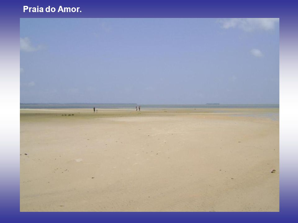 Praia do Amor.
