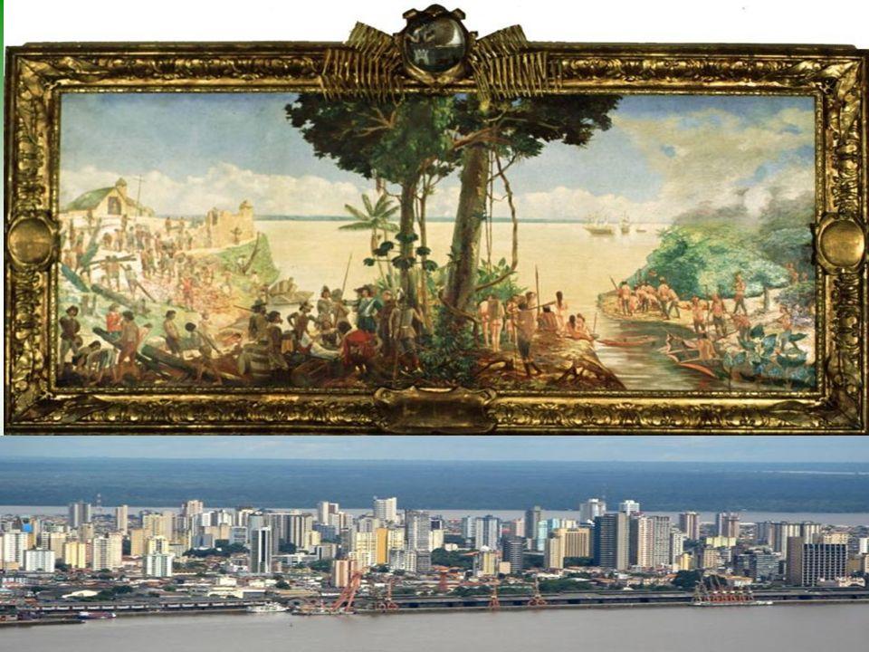 Assim nasceu a bela Cidade de Belém!