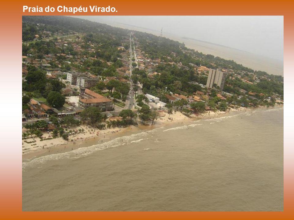 Praia do Chapéu Virado.