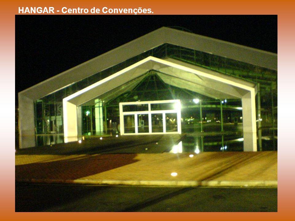 HANGAR - Centro de Convenções.