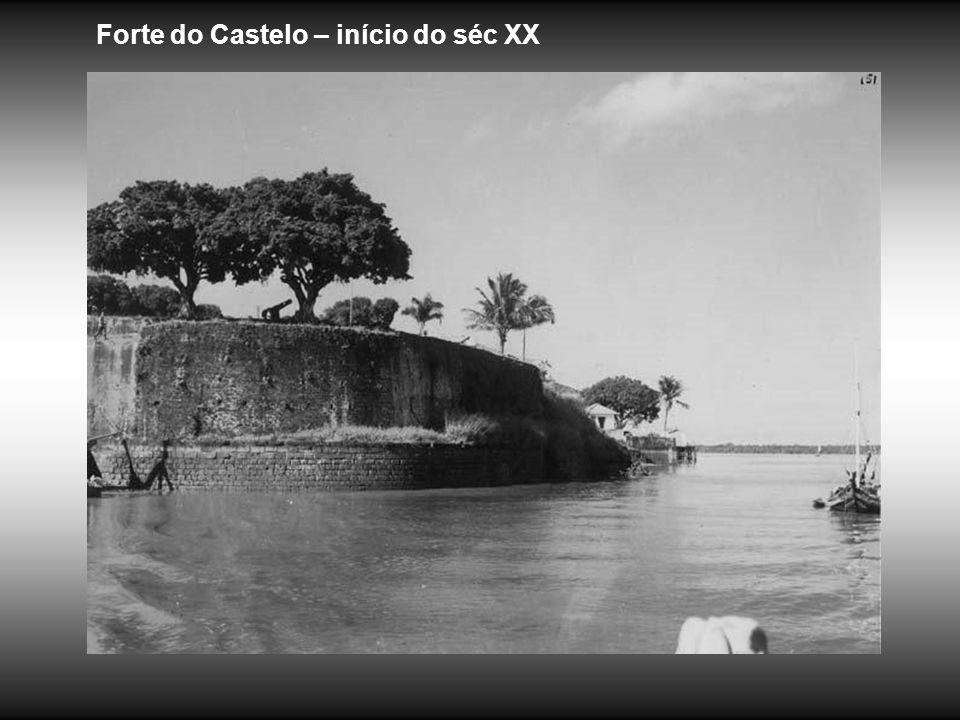Forte do Castelo – início do séc XX